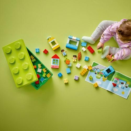 10913 LEGO® Duplo Brick Box Perspective: right