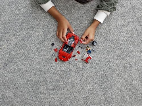 LEGO® Speed Champions Ferrari F8 Tributo Building Set Perspective: right