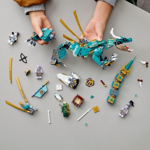 71746 LEGO® Ninjango Jungle Dragon Perspective: right