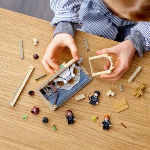 LEGO® Harry Potter Hogwarts Polyjuice Potion Mistake Building Set Perspective: right