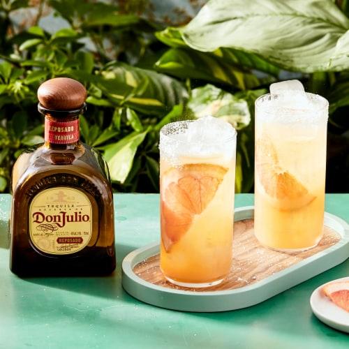 Don Julio Reposado Tequila Perspective: right
