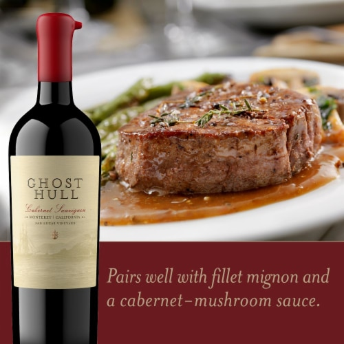 Ghost Hull Cabernet Sauvignon Perspective: right