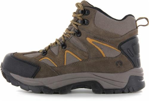 Northside Snohomish Men's Hiking Boots - Tan/Dark Honey Perspective: right