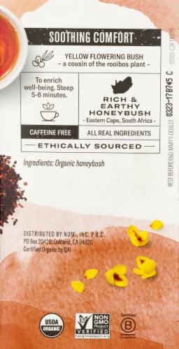 Numi Organic Honeybush Tea Perspective: right
