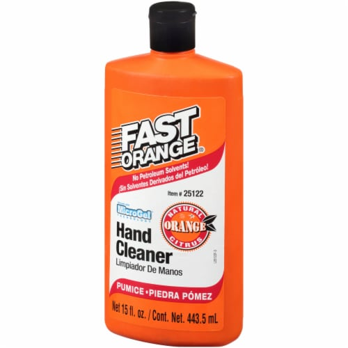 Fast Orange® Pumice Hand Cleaner Perspective: right