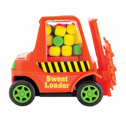Kidsmania Sweet Loader Candy-Filled Truck Toy Perspective: right