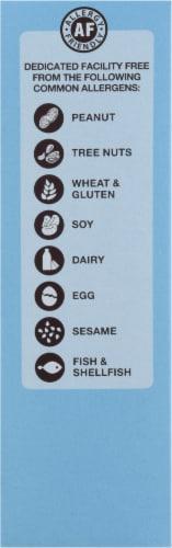MadeGood Organic Vanilla Crispy Squares Perspective: right