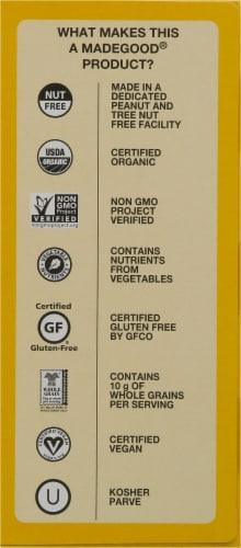 MadeGood® Gluten Free Chocolate Banana Granola Minis Perspective: right