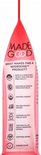 MadeGood Strawberry Crispy Light Granola Perspective: right