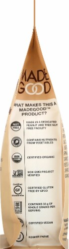 MadeGood Cocoa Crunch Light Granola Perspective: right