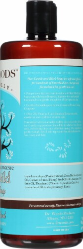 Dr. Woods  Naturally Baby Mild Castile Soap Unscented Perspective: right