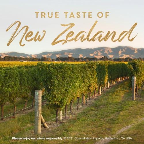 Kim Crawford Illuminate Rose Wine Perspective: right