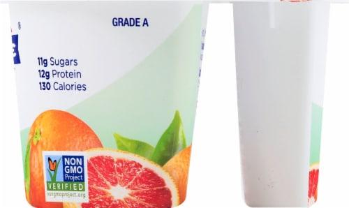 Fage Total 2% Milkfat Blood Orange Yogurt Perspective: right