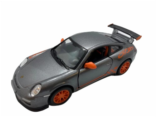 MTI Diecast Pullback Car - Assorted Perspective: right