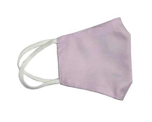 ORLY Youth Girls' Adjustable Safety & Protection Fabric Mask - Lilac Perspective: right
