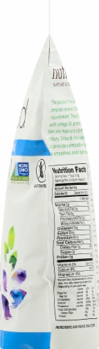 Nutiva Ground Chai Seed Organic Superfood Perspective: right