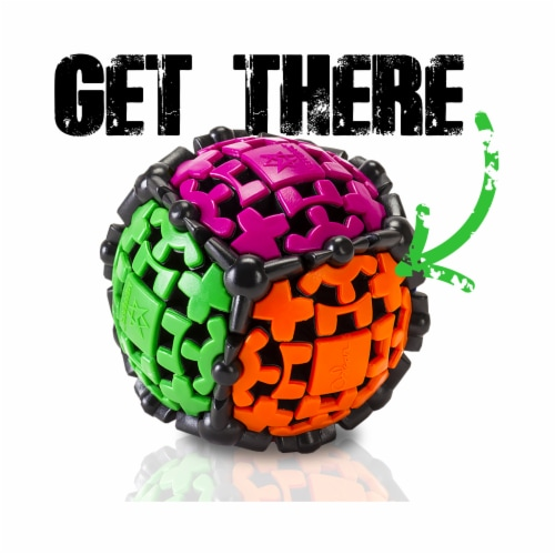 Recent Toys Gear Ball Brain Teaser Toy Perspective: right