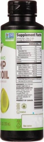 Manitoba Harvest Organic Hemp Seed Oil Perspective: right