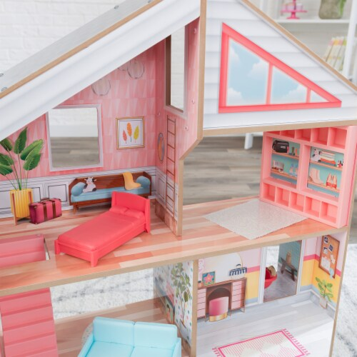 KidKraft Charlie Dollhouse Perspective: right