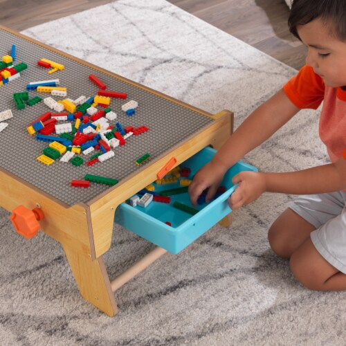 KidKraft Clever Creator Activity Table Perspective: right