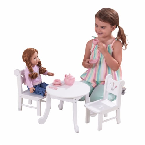 KidKraft Lil' Doll Table & Chair Set Perspective: right
