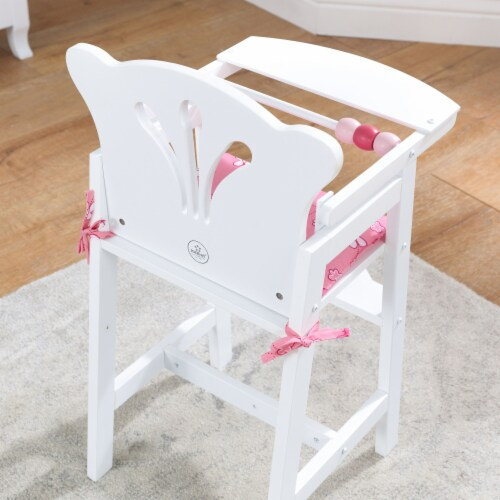 KidKraft Lil' Doll High Chair Perspective: right