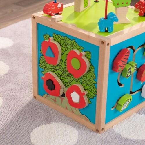 KidKraft Bead Maze Cube Perspective: right