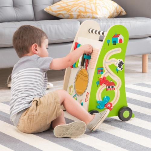 KidKraft Push Along Play Cart Perspective: right