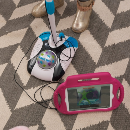 KidKraft Sing Along Mic & Amp Set Perspective: right
