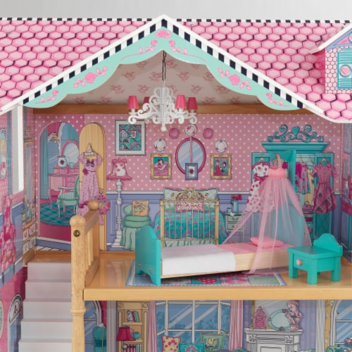 KidKraft Annabelle Dollhouse Perspective: right