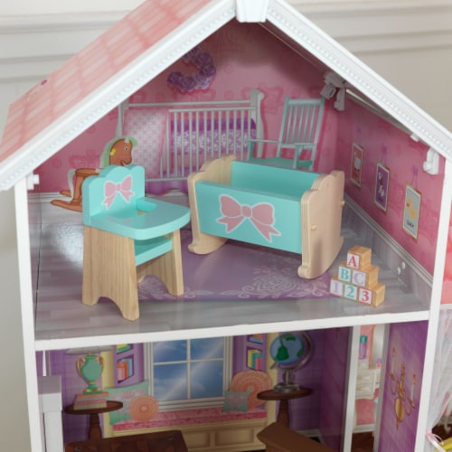 KidKraft Country Estate Dollhouse Perspective: right