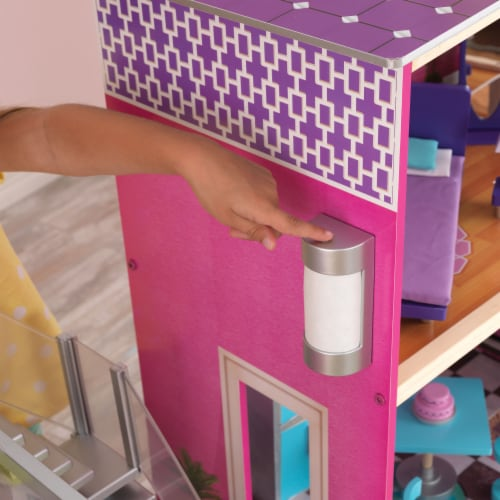 KidKraft Uptown Dollhouse Perspective: right