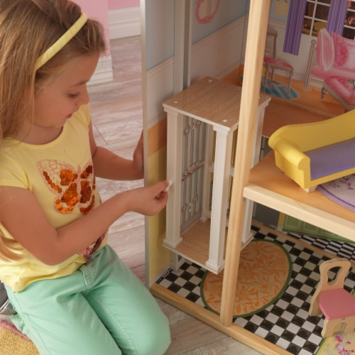 KidKraft Kaylee Dollhouse Perspective: right