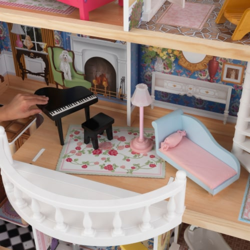 KidKraft Magnolia Mansion Dollhouse Perspective: right
