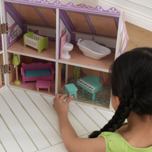 KidKraft Enchanted Forest Dollhouse Perspective: right