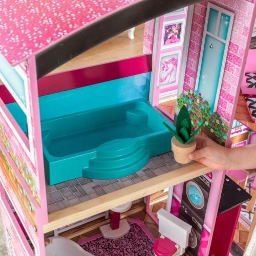 KidKraft Shimmer Mansion Perspective: right