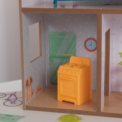 KidKraft Designed by Me™: Sticker Fun House Perspective: right