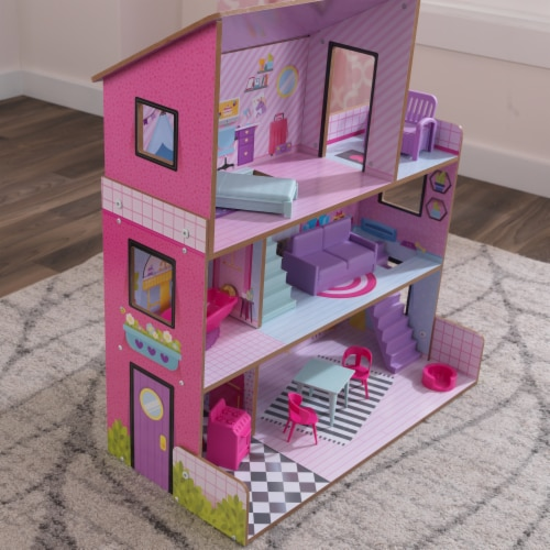 KidKraft Lolly Dollhouse Perspective: right