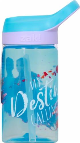 Zak Designs Frozen 2 Atlantic Bottle Perspective: right