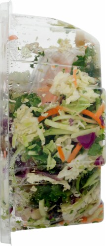Eat Smart Everyday Favorites Buffalo Ranch Vegetable Salad Kit Perspective: right