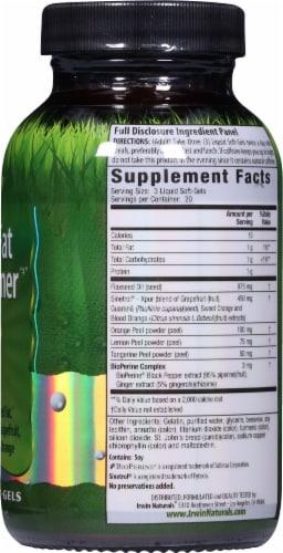 Irwin Naturals  Super Citrus Lipo-Burner™ Perspective: right