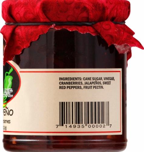 Pepperlane Cran-Peno Preserves Perspective: right