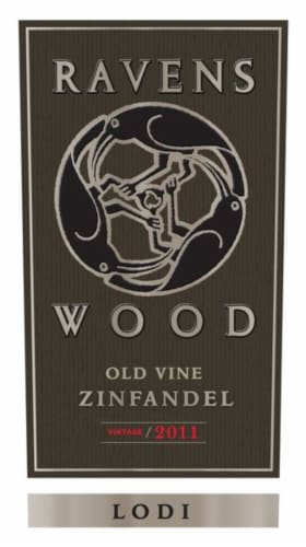 Ravenswood Lodi Zinfandel Red Wine Perspective: right