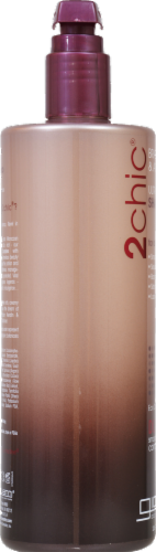 Giovanni 2chic Ultra-Sleek Shampoo Perspective: right