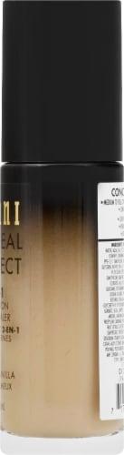 Milani 2-in-1 01 Creamy Vanilla Foundation & Concealer Perspective: right