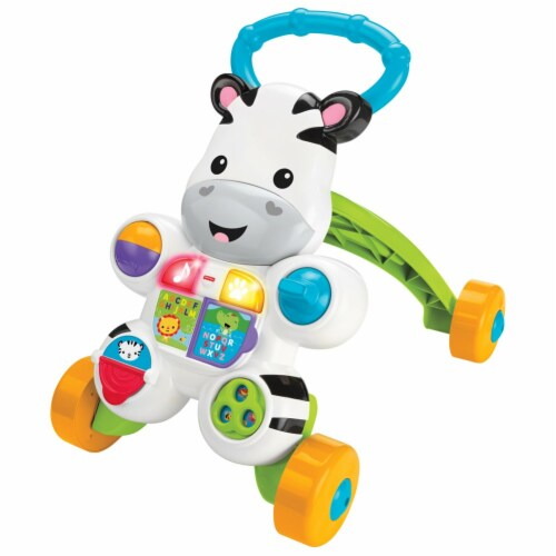 Fisher Price Learn with Me Zebra Walker Perspective: right