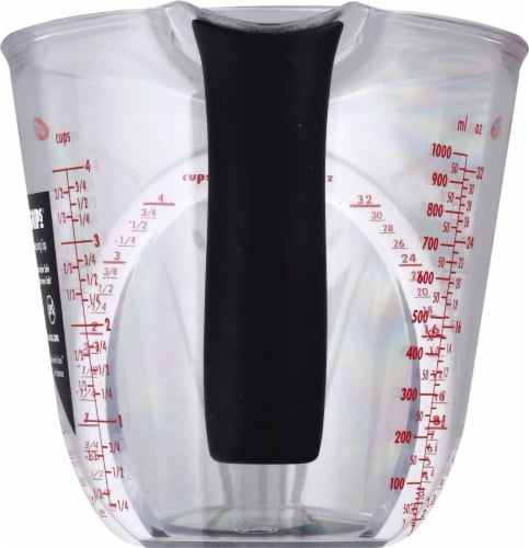 OXO Good Grips Angled Measuring Cup - Clear Perspective: right