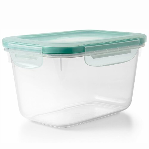 OXO Good Grips 30 Piece Food Storage Container Set with Matching Lids, Clear Perspective: right