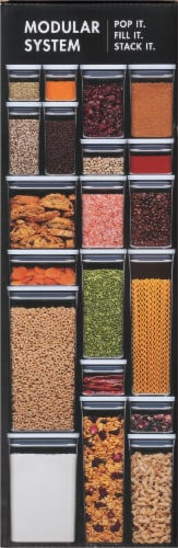 OXO Good Grips® Pop 2.0 Container Set Perspective: right