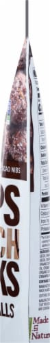 Made in Nature Organic Figgy Pops Choco Crunch Supersnacks Perspective: right